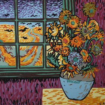 Tiggy Collection Vincent van Gogh's Sunflowers for Tiggy (Edition of 99)